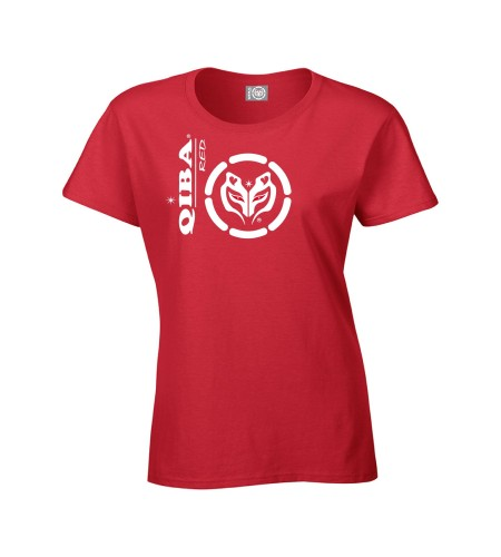 T-SHIRT FOR WEBSITE 2015 QIBA RED # 1